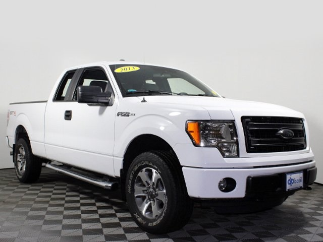 2013 F-150 Super Cab 4x4, Pickup #P2233A - photo 3
