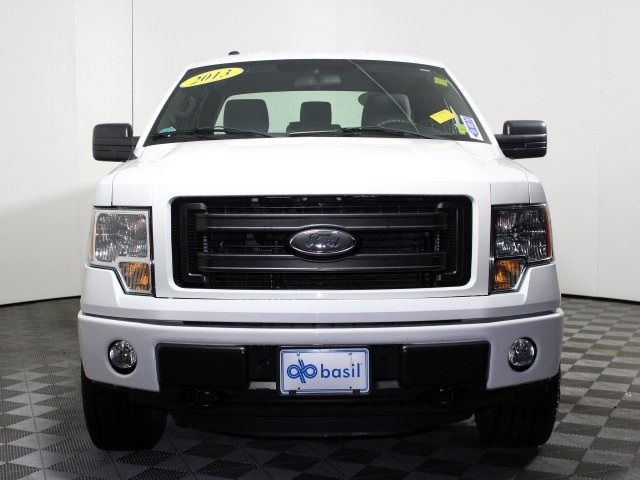 2013 F-150 Super Cab 4x4, Pickup #P2233A - photo 4