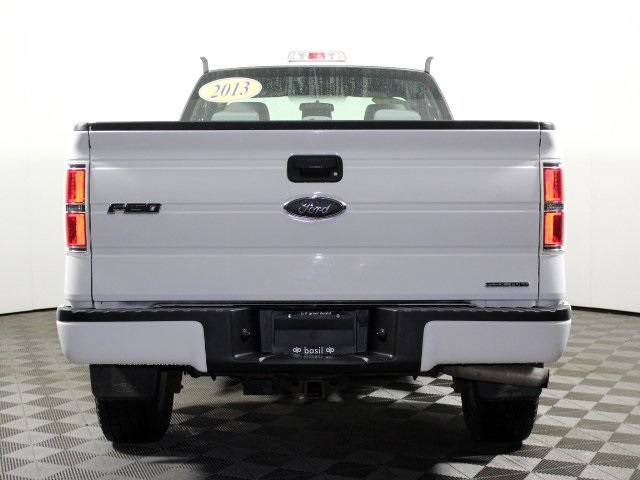 2013 F-150 Super Cab 4x4, Pickup #P2233A - photo 9