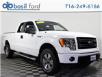 2013 F-150 Super Cab 4x4, Pickup #P2233A - photo 1