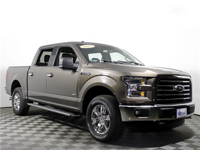 2015 F-150 SuperCrew Cab 4x4,  Pickup #P2251 - photo 3