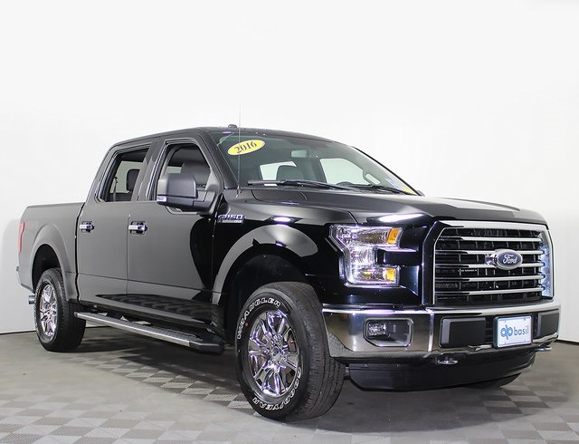 2016 F-150 SuperCrew Cab 4x4,  Pickup #P2478 - photo 3