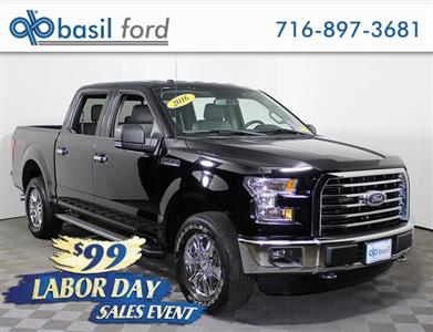 2016 F-150 SuperCrew Cab 4x4,  Pickup #P2478 - photo 1