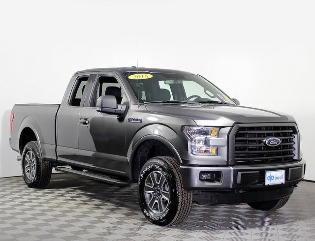 2015 F-150 Super Cab 4x4,  Pickup #P2493 - photo 9