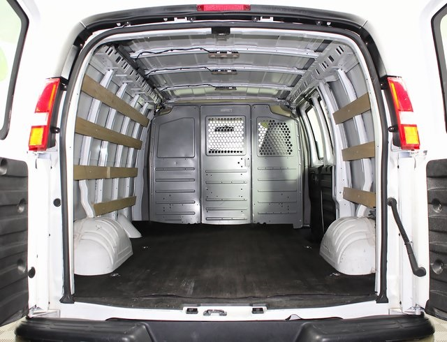 2017 Savana 2500,  Empty Cargo Van #P2497 - photo 22