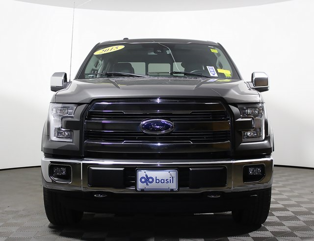 2015 F-150 SuperCrew Cab 4x4,  Pickup #P2563 - photo 4