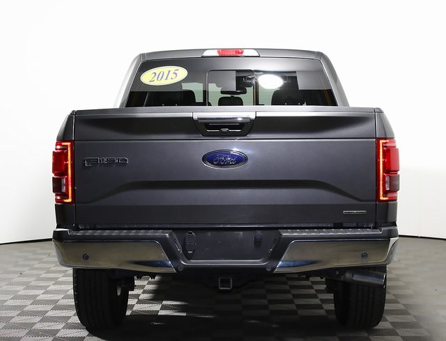 2015 F-150 SuperCrew Cab 4x4,  Pickup #P2563 - photo 2
