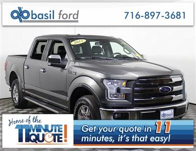 2015 F-150 SuperCrew Cab 4x4,  Pickup #P2563 - photo 1