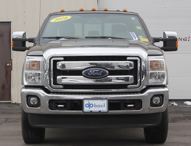 2016 F-350 Crew Cab 4x4,  Pickup #P2672 - photo 4