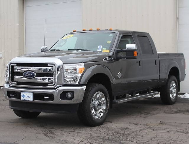 2016 F-350 Crew Cab 4x4,  Pickup #P2672 - photo 5