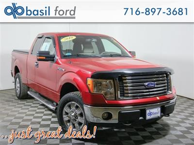 2010 F-150 Super Cab 4x4,  Pickup #P2733A - photo 1