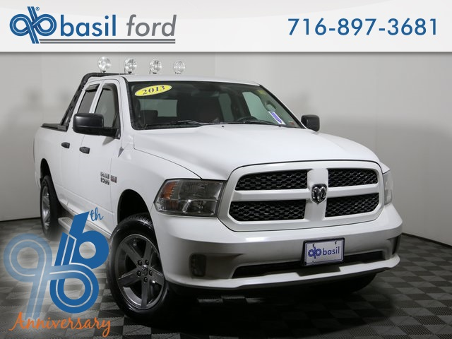 2013 Ram 1500 Quad Cab 4x4,  Pickup #P2735A - photo 1
