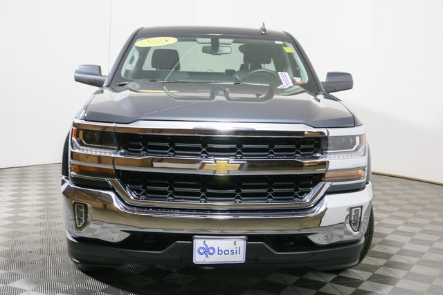 2018 Silverado 1500 Double Cab 4x4,  Pickup #P2830 - photo 3
