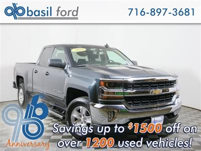 2018 Silverado 1500 Double Cab 4x4,  Pickup #P2830 - photo 1