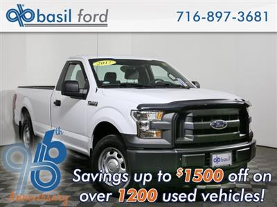 2017 F-150 Regular Cab 4x2,  Pickup #P3099 - photo 1