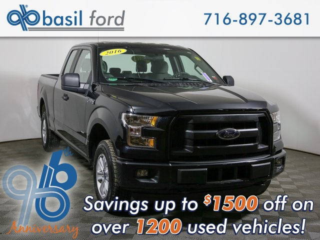 2016 F-150 Super Cab 4x4,  Pickup #P3101 - photo 1