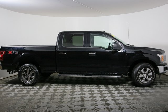 2018 F-150 SuperCrew Cab 4x4,  Pickup #P3124 - photo 3