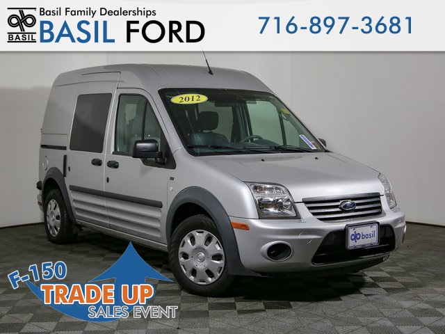2012 Transit Connect 4x2,  Empty Cargo Van #P3258 - photo 1