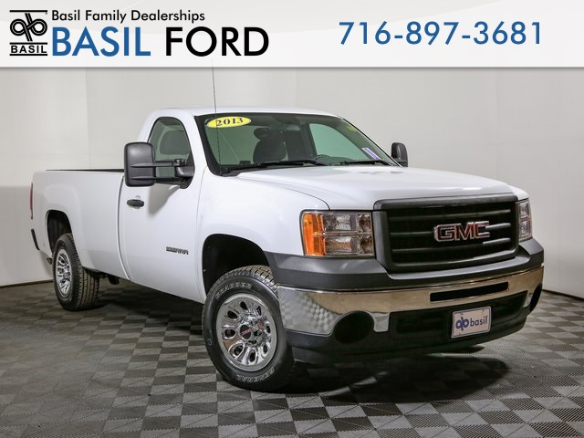 2013 Sierra 1500 Regular Cab 4x2,  Pickup #P3289 - photo 1