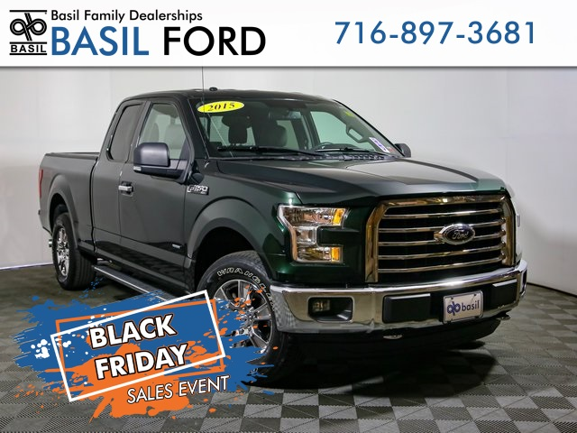 2015 F-150 Super Cab 4x4,  Pickup #P3547 - photo 1
