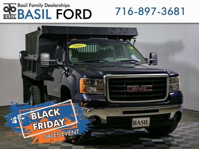2008 Sierra 1500 Regular Cab 4x4,  Dump Body #P3602 - photo 1