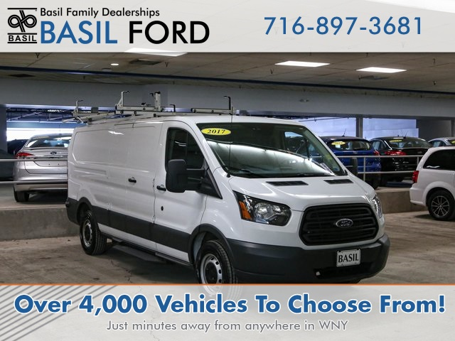 2017 Transit 250 Low Roof 4x2, Upfitted Cargo Van #P4219 - photo 1