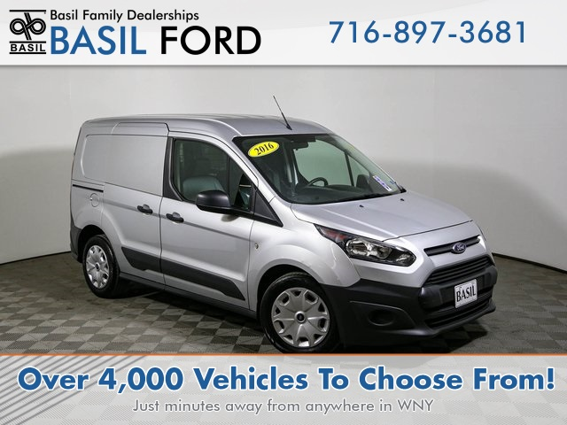 2016 Ford Transit Connect 4x2, Empty Cargo Van #P4533 - photo 1