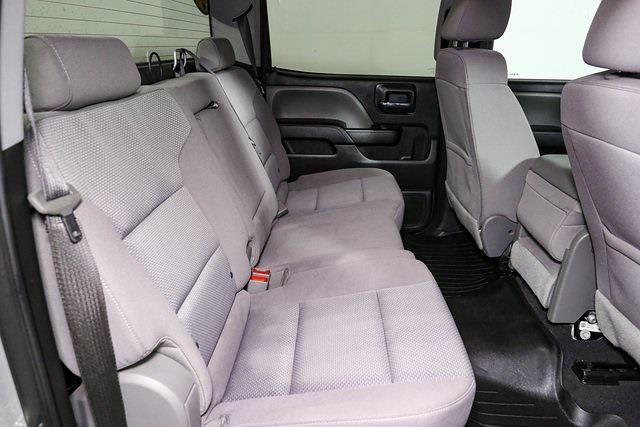 2018 Chevrolet Silverado 1500 Crew Cab 4x4, Pickup #P5583A - photo 23
