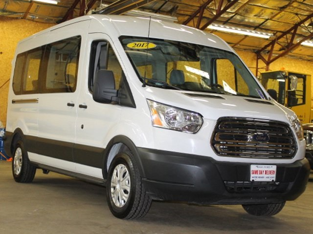 2017 Transit 350 Med Roof, Passenger Wagon #R2164 - photo 6