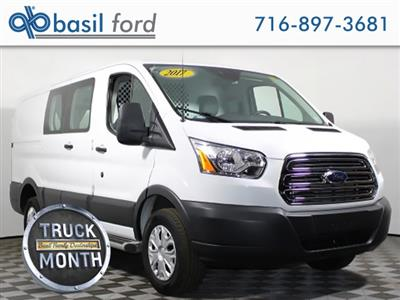 2017 Transit 250 Low Roof 4x2,  Empty Cargo Van #R2436 - photo 1