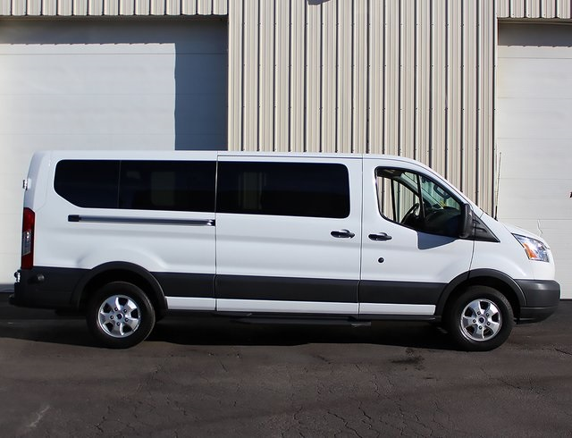 2017 Transit 350 Low Roof 4x2,  Passenger Wagon #R2546 - photo 8