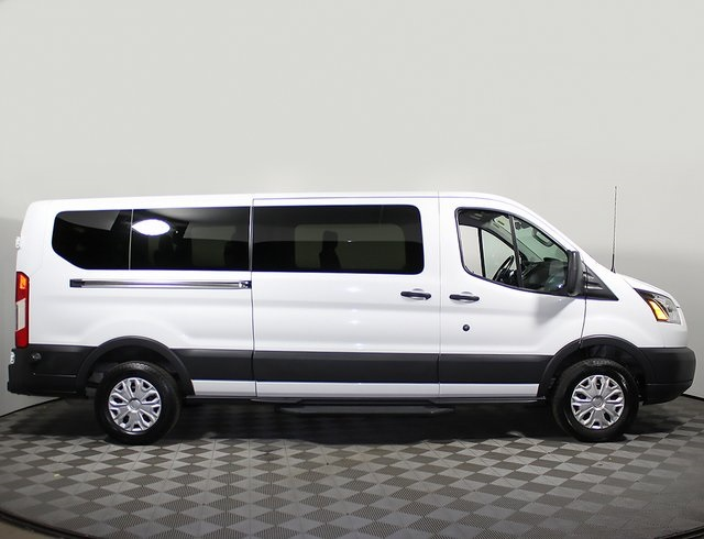 2017 Transit 350 Low Roof 4x2,  Passenger Wagon #R2631 - photo 8