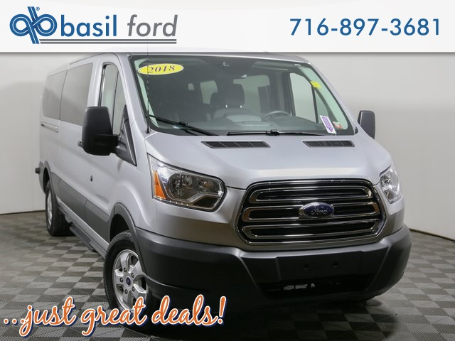 2018 Transit 350 Low Roof 4x2,  Passenger Wagon #R2926 - photo 1