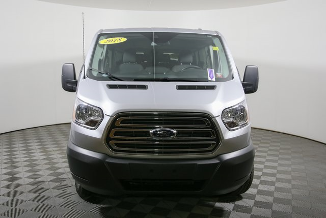 2018 Transit 350 Low Roof 4x2,  Passenger Wagon #R2926 - photo 3