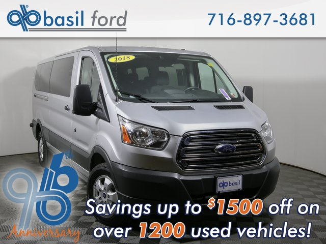 2018 Transit 350 Low Roof 4x2,  Passenger Wagon #R2928 - photo 1