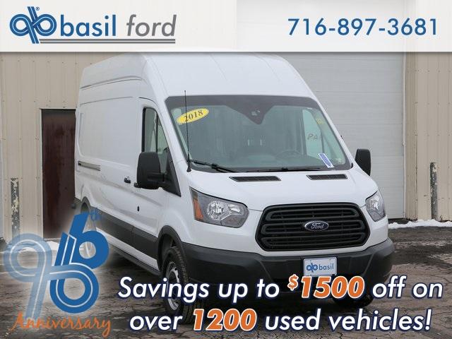 2018 Transit 250 High Roof 4x2,  Empty Cargo Van #R2955 - photo 1