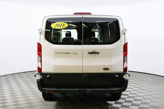 2018 Transit 250 Low Roof 4x2,  Empty Cargo Van #R2960 - photo 5