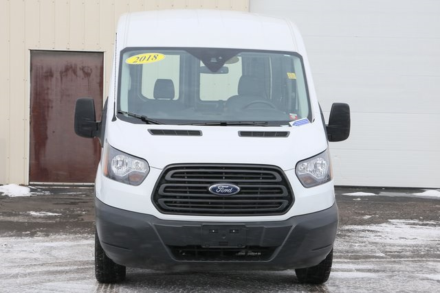 2018 Transit 250 Med Roof 4x2,  Empty Cargo Van #R2961 - photo 3