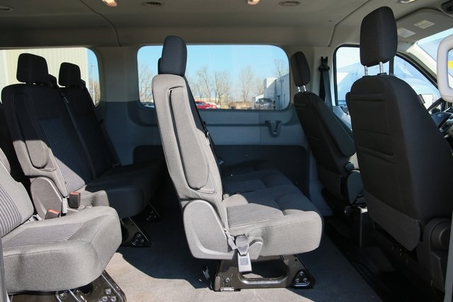 2018 Transit 350 Low Roof 4x2,  Passenger Wagon #R3041 - photo 11