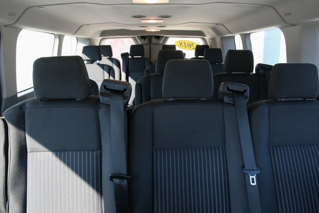 2018 Transit 350 Low Roof 4x2,  Passenger Wagon #R3041 - photo 12