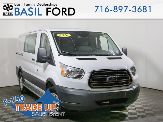 2018 Transit 250 Low Roof 4x2,  Empty Cargo Van #R3059 - photo 1