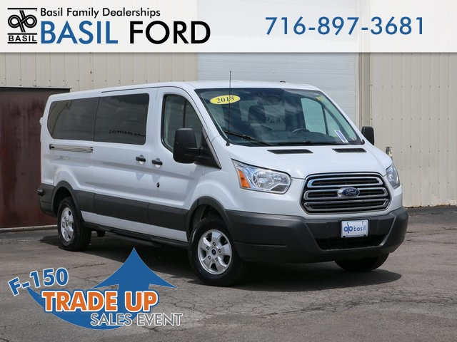 2018 Transit 350 Low Roof 4x2,  Passenger Wagon #R3276 - photo 1