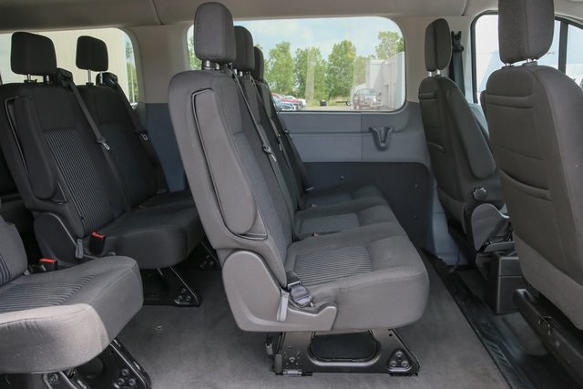 2018 Transit 350 Low Roof 4x2,  Passenger Wagon #R3276 - photo 13