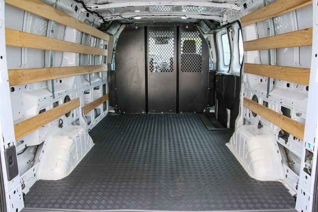 2018 Transit 250 Low Roof 4x2,  Empty Cargo Van #R3427 - photo 1