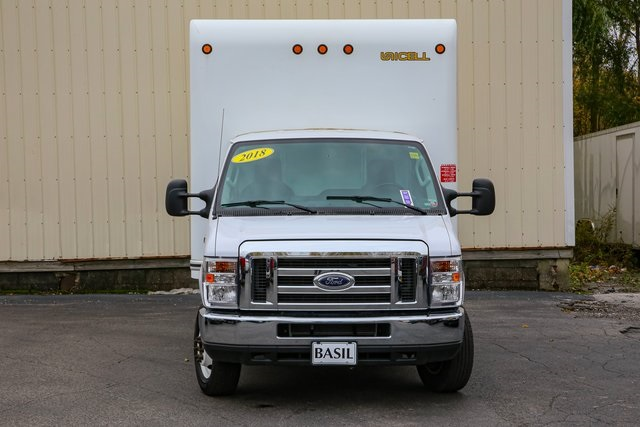 2018 E-450 4x2, Cutaway Van #R3649 - photo 1