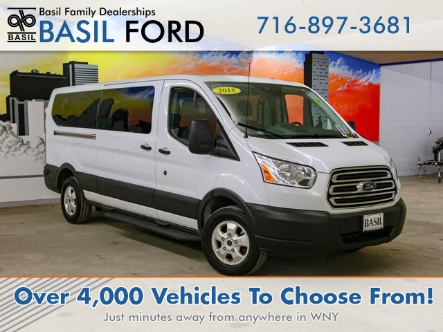 2018 Transit 350 Low Roof 4x2, Passenger Wagon #R3749 - photo 1