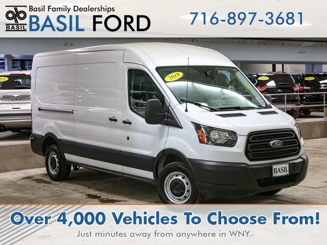 2019 Transit 250 Med Roof 4x2, Empty Cargo Van #R3974 - photo 1