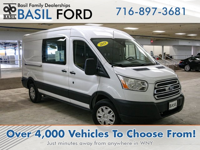 2019 Transit 250 Med Roof 4x2, Empty Cargo Van #R4376 - photo 1