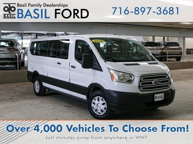 2019 Ford Transit 350 Low Roof 4x2, Passenger Wagon #R5646 - photo 1