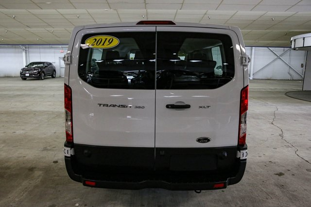 2019 Ford Transit 350 Low Roof 4x2, Passenger Wagon #R5646 - photo 13